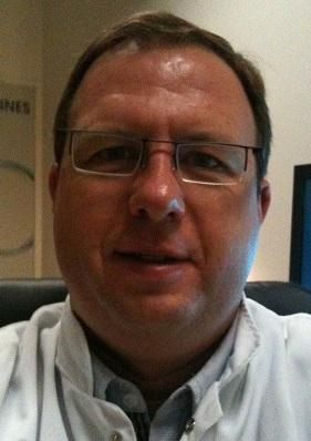 Dr Eric Chavigny, radiologue, spécialiste en imagerie du sport